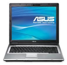 Usterki laptopa Asus F2