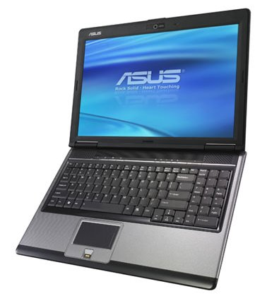 Usterki laptopów Asus X