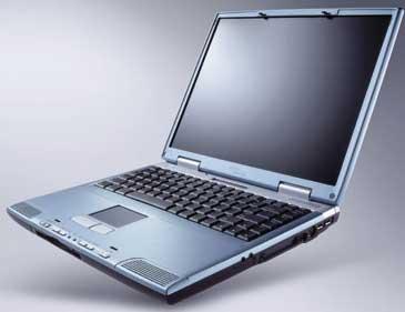 Usterki laptopa fujitsu siemens amilo d