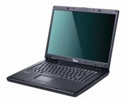 Usterki laptopów fujitsu