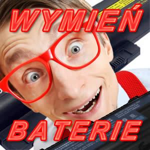 Wymiana baterii laptopa
